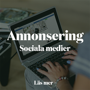 utbildning annonsering sociala medier