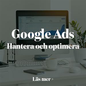 utbildning google ads