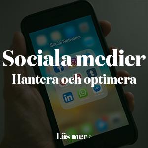 utbildning sociala medier